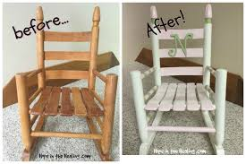 vintage toddler rocking chair makeover hope in the healing with vintage toddler rocking chair makeover hope in the healing with nannette elkins