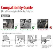 autoyouth front car seat covers fashion