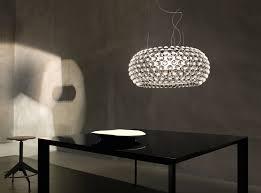 caboche grande chandelier by foscarini  interiordeluxe