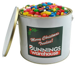 Jelly Beans Mixed Colours 6000ml Paint Tins Are A Whopping 6 Litres In