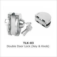 door lock and key black and white. Double Door Lock (Key \u0026 Knob) And Key Black White