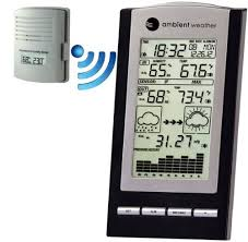 ambient weather ws 1171a wireless advanced weather station