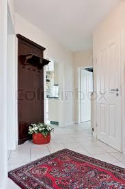 hall entrance furniture. modern interior of entrance hall with the furniture stock photo colourbox f