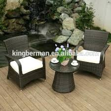 wicker table and chairs set poly rattan garden furniture cane dining table chairs set coffee