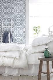 bedroom designs wallpaper. Plain Bedroom Best 25 Bedroom Wallpaper Ideas On Pinterest  Tree  Ellos  Home Sengest Eden Satin I Farverne Denimbl Hvid Rosa Sandbeige For Designs Wallpaper