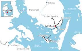 Die karte von dänemark zeigt es: Radurlaub In Danemark Radweg Reisen