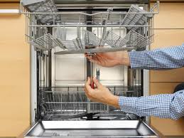 how to unclog a dishwasher step by