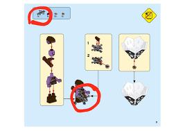 LEGO Ninjago instructions mistake : lego