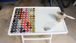 Bottle Cap Decorations 100 Beer Bottle Cap Ideas Create Letters As Arts And Crafts Home 19