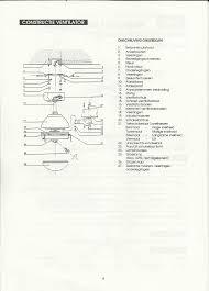 Plafondventilator Met Lamp Aansluiten