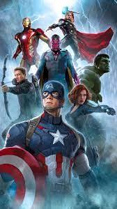 Avengers Portrait Wallpapers - Top Free ...