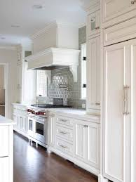 installing the glazing kitchen cabinets. Love This Kitchen- -White Kitchen 1 Of 2 -Like Hardwood Floor Color -white Paneled Hood With Swing Arm Pot Filler -wolf Stove -cabinets Installed Over Installing The Glazing Cabinets E