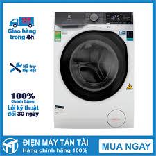 Máy giặt sấy Electrolux Inverter 10 kg EWW1042AEWA - Kết nối Wifi, Thêm quần  áo khi máy đang giặt, Giao miễn phí HCM