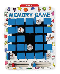 Melissa And Doug Wooden Games Adorable Melissa Doug Flip To Win Travel Memory Game Wooden Game Board 32