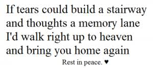 Scatter Web | Top 10 Rest in Peace Quotes That Comfort the ...