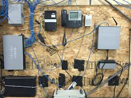 network layout showoff page 8 networking linus tech tips left shaw cable demarc middle shaw cable modem ip phone hacked for pa use speakerphone connected directly to pa amplifier littl gray box to right