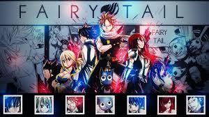 Fairy Tail Wallpapers HD on WallpaperSafari