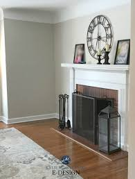 the best paint colours for walls to coordinate with a brick fireplace inside interior paint colors that go with red brick