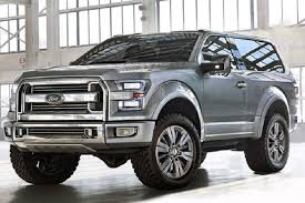 2020 Ford Bronco  F