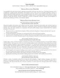 special ed teacher resume resume special education resume tutoring resume sample esl teacher resume objective online resumes objective for teaching resume sample objective for