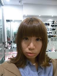 韓国流行ヘアスタイルに挑戦 Klg