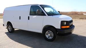 2013 Chevrolet Express G2500 Cargo Van For Sale - YouTube