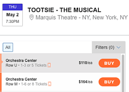 How To Find Cheapest Tootsie On Broadway Tickets Face