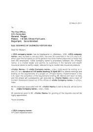 Visa Application Letter Sample India Lezincdc Com