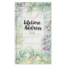 Personalized Organizers Planners Colorful Images