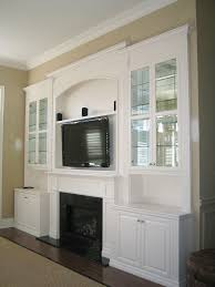 modern reeces fine interiors and woodworking with wall unit fireplace