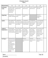 Rubric Template Microsoft Word Creating A Reusable Rubric In Word 2011 Mac Technology