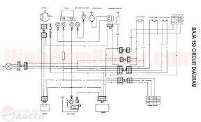 wiring diagram for baja cc atvs wiring diagram for baja 150cc atvs image zoom image zoom