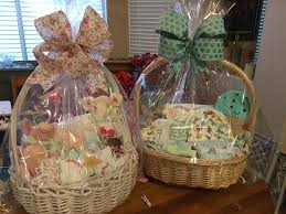 gift baskets new born baby and boy baskets