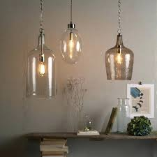 glass jug pendant light glass jug pendant light chandeliers within lights ideas 7 clear glass bottle