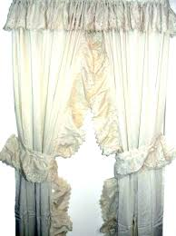 Priscilla Curtains Bedroom Remarkable Cross Curtains Country Ruffled Rare  Kitchen Valances Popular Living White Ruffle Curtain