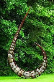 gabion art ideas for outdoor decoration