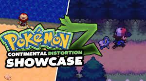 POKEMON Z FAN GAME!? - Pokemon Continental Distortion Z Fan Game Showcase -  YouTube
