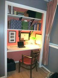 office closet ideas. Small Closet Office Ideas Space Ergonomic Smart . R