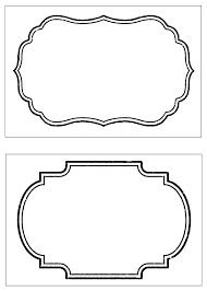 Giant Gift Tag Template Circle Free Printable Templates