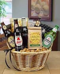 craft brew gift basket