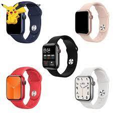 Đồng Hồ Đeo Tay Thông Minh T500 + Plus Hỗ Trợ Theo Dõi Sức Khỏe Kèm Phụ  Kiện - Đồng hồ thông minh