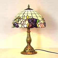 stain glass lamp pattern stain glass lamp pattern lamps stained shades fan patterns free stained glass
