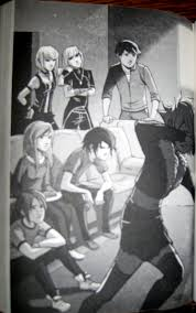 p s the blackwell pages series consists of loki s wolves oden s ravens and thor s serpents