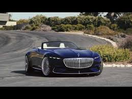 2018 maybach vision. exellent 2018 0211 2017 vision mercedes maybach six cabriolet  footage on 2018 maybach vision