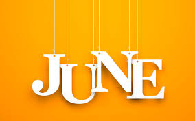 new month june
