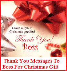 Thank You Message To Boss Thank You Messages Boss