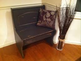 Traditional Entryway Bench