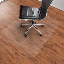 Office floor mats Hardwood Floor Custom Chair Mats For Hard Floors Professional Transparent Finish To Fit Any Office Surrounding Chair Mats Custom Chair Mats For Hard Floors Sturdy Floor Protection