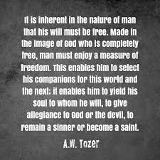 Incredible Christian Quotes Best Of AW Tozer That Incredible Christian Christian Quotes Pinterest