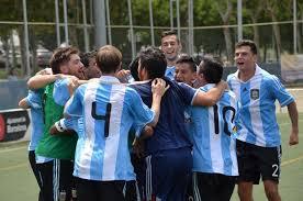 Argentina dominates and wins the 13th International CP Football Trophy  'Ciutat de Barcelona' | FECPC International